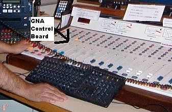 GNA Control Board