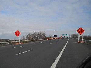 I-90 at I-787 Albany