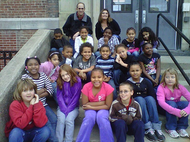 rrr Yates Magnet School Group shot