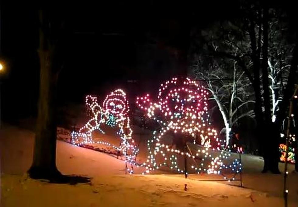 hannaford capital holiday lights in the park opens tonight video - Hannaford Christmas Hours