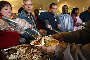Thanksgiving Volunteers