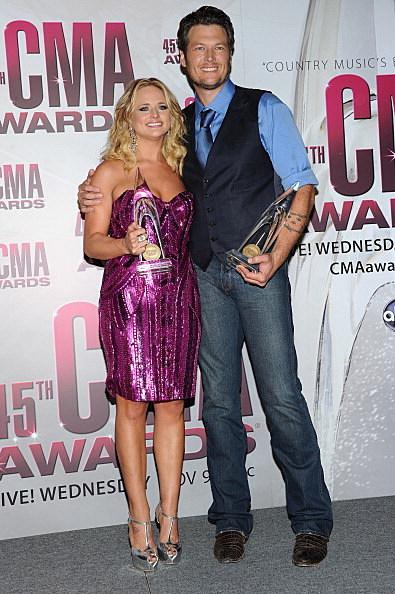 45th Annual CMA Awards - Press Room