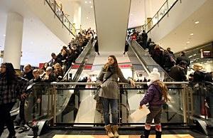 Retailers Expect Strong Christmas Shopping Season