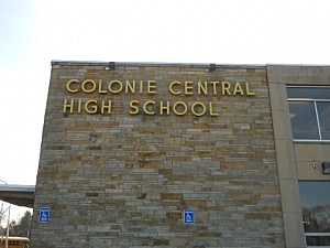Colonie Central High School