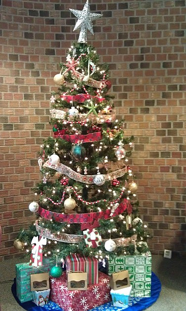 Townsquare Media Christmas Tree