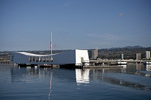 USS Arizona Memorial - Attack On Pearl Harbor Remembered