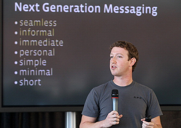 Facebook Announces New Email Messaging System