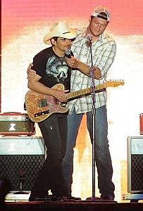 Blake Shelton & Brad Paisley