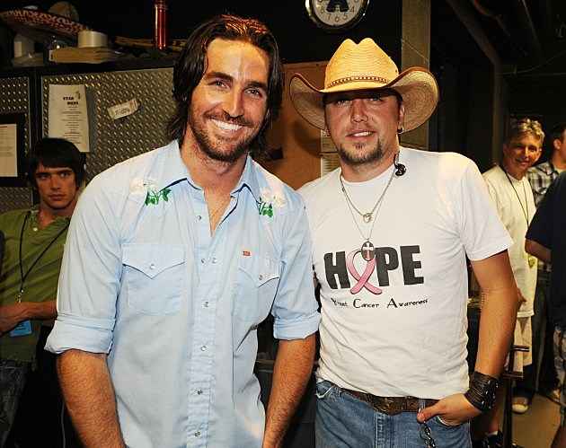Jake Owen and Jason Aldean