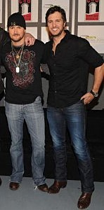 Luke Bryan & Eric Church