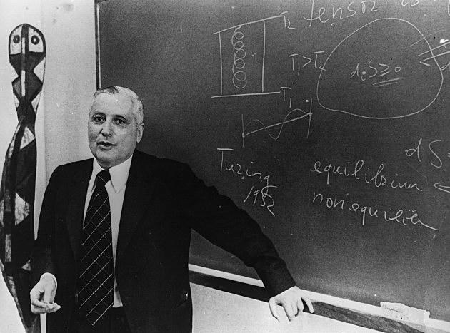 Professor Prigogine