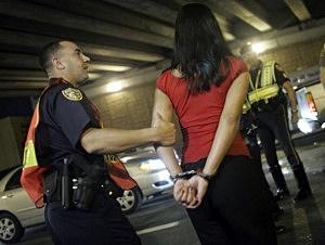 Drunk Driving Arrest