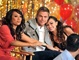 "Cast Of ""Dancing With The Stars"" Visits ABC's ""Good Morning America"""