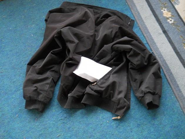 Jacket And Envelope