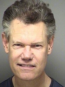 Randy Travis Booking Photo