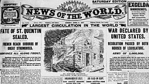 WW! Declared - Newspaper