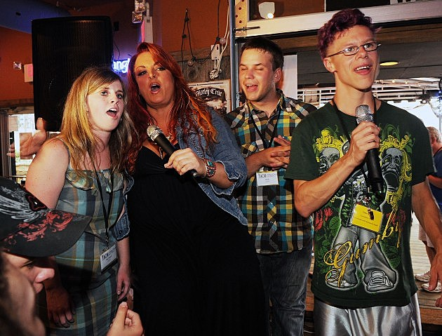 ACM Lifting Lives Music Camp Karaoke with WYNONNA JUDD