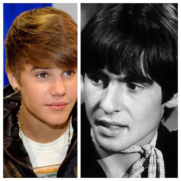 Justin Bieber, Davy Jones
