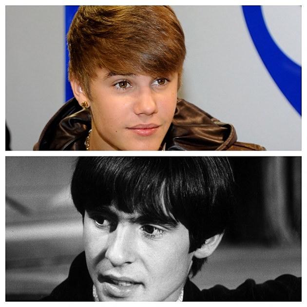 Justin Bieber , Davy Jones