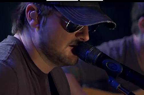 Screen Shot Eric Church