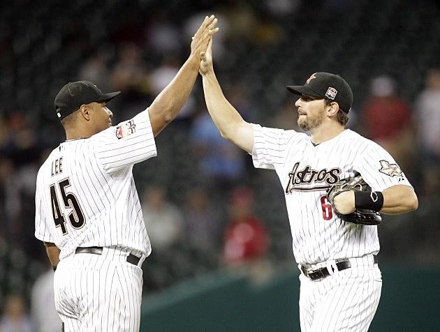 Houston Astros High Five