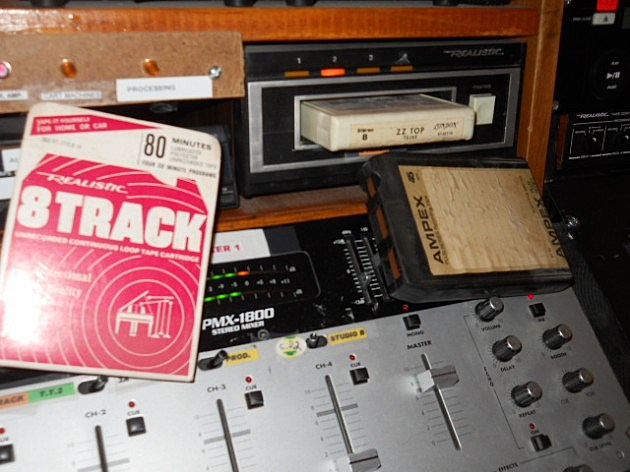 Eight Track Tape