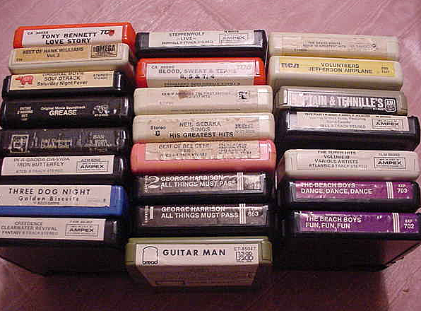 Eight Track Tapes Ebay