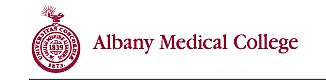 Screen Shot Albany Medical College