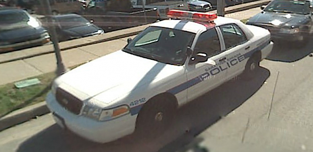 Saratoga Springs Police Car