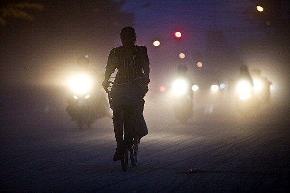 Quinn Rooney/Getty ImagesBike To Work Week
