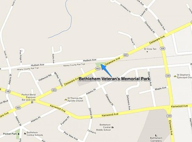 Bethlehem Veteran's Memorial Park - Delmar
