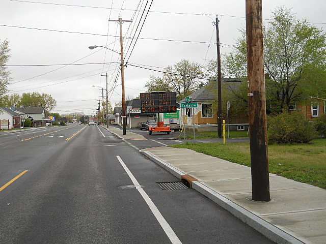 Fuller Road To Close