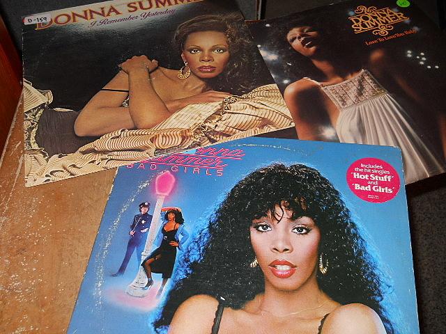 Donna Summer Albums