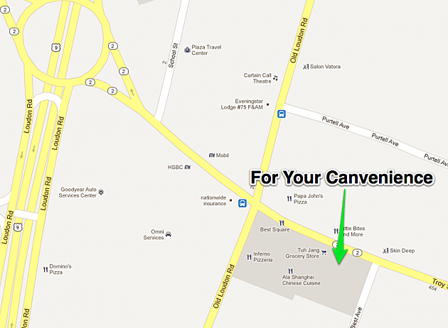 For Your Canvenience