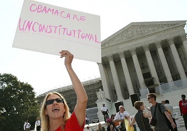Obamacare Is Constitutional