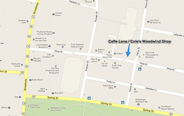 Cafe Lena / Cole's