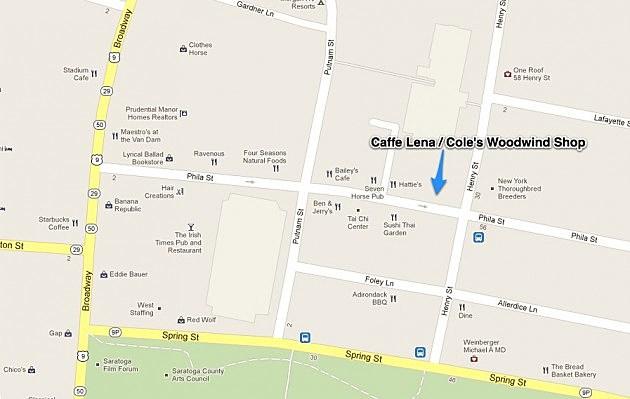 Cafe Lena / Cole's