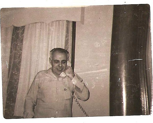 Lou's Dad - 1968