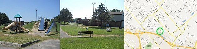 West Albany Memorial Park / Pocket Park