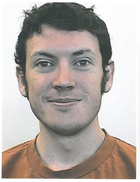 James Holmes - Colorado Shooter