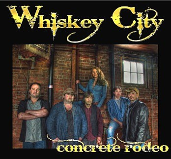 Whiskey City CD