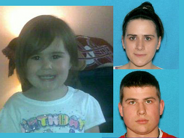 Alexis Hodges - Missing Pittsfield Girl