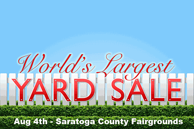 World's Largest Yard Sale Albany NY