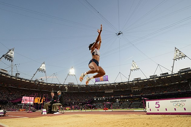 Olympics Day 12 - Athletics