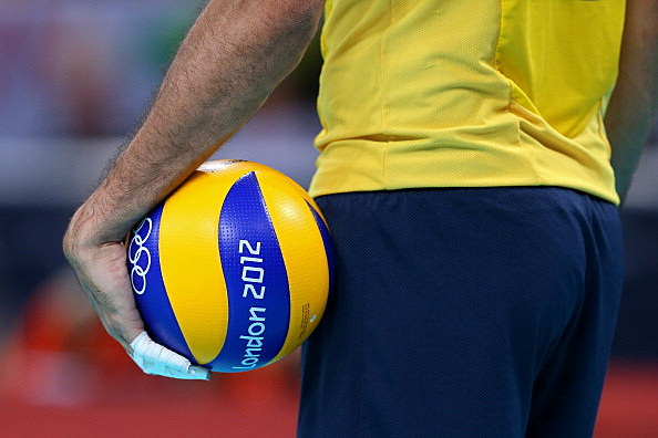 Olympics Day 16 - Volleyball