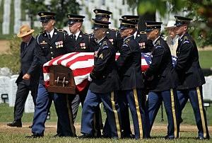 Michael DeMarsico Funeral