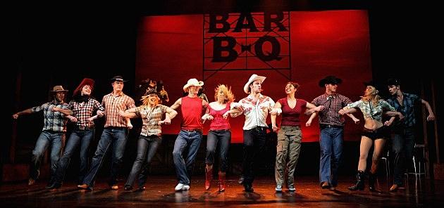 Footloose Musical Line Dance