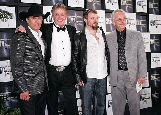George Strait, Bill Anderson, Jamey Johnson, Buddy Cannon