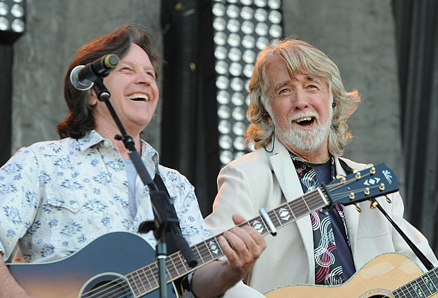 Jeff Hanna and John McEuen of Nitty Gritty Dirt Band