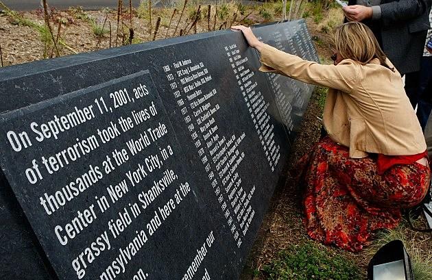 Bush And Gates Dedicate Pentagon 9/11 Memorial